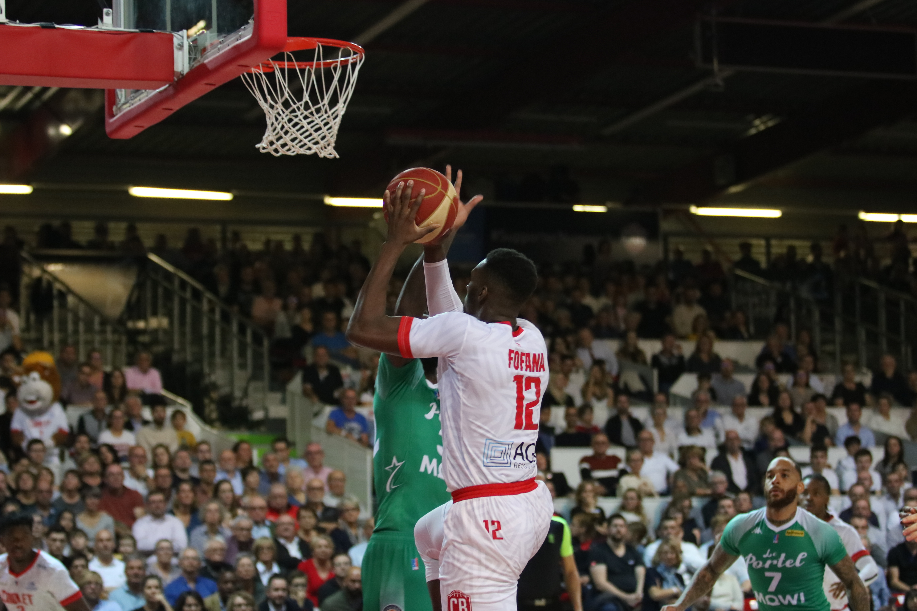 Jl Bourg Calendrier.Cholet Vs Jl Bourg Episode 2 La Revanche Cholet Basket