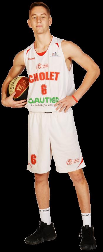 Yannis THALGOTT | Cholet Basket