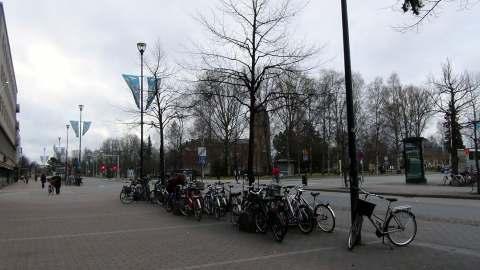 Déplacement de CB à Kataja (Finlande) 05/11/2013