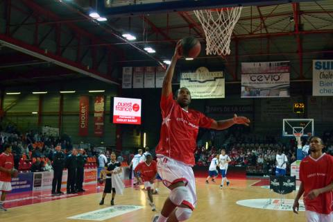 Cholet Basket/Kataja Basket 03/12/2013