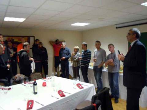 Réception Batistyl - Le Mans/CB - 27-10-14