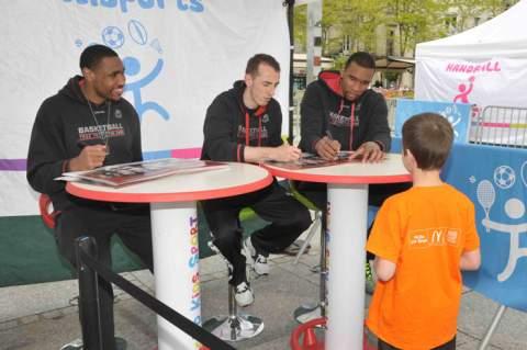 McDo Kids Sport - Cholet 24-04-15