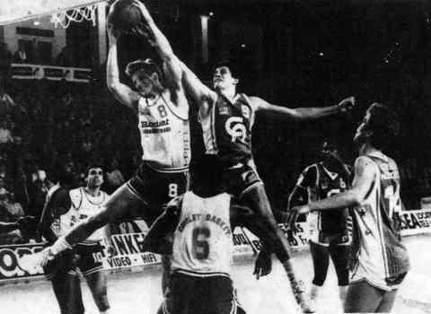 Nancy/Cholet Basket 07/02/1987