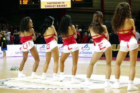 Cholet Basket/Cibona Zagreb (Croatie) 15/12/2010