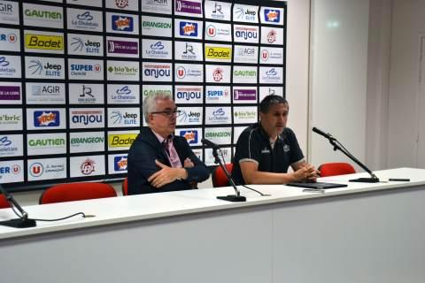 Conférence de presse : Régis BOSSIÉ, Entraîneur de l'équipe pro (23-05-18)