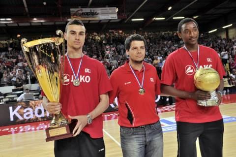 Cholet Basket/Gravelines-Dunkerque Quart de finale retour 26/05/2012
