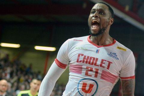 Cholet Basket - Élan Chalon (27-12-18)