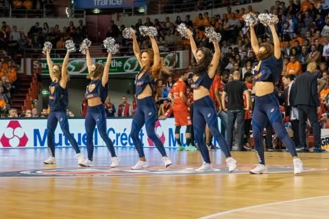 Le Mans - Cholet Basket (25-09-18)
