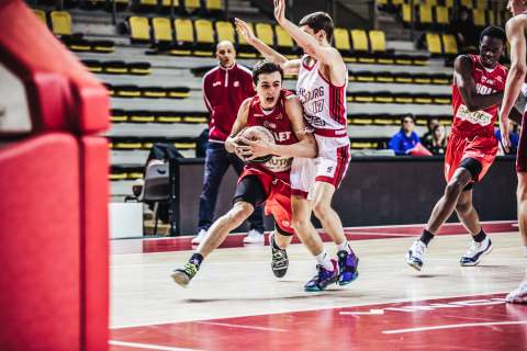 Académie Gautier Cholet Basket U21 - Strasbourg - 02-02-19