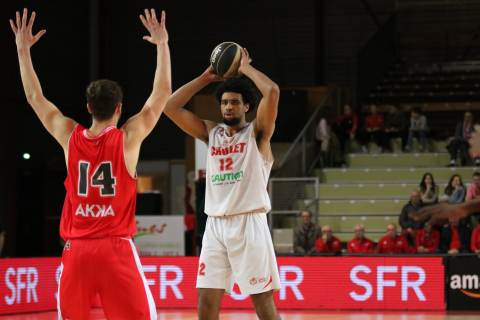 Académie Gautier Cholet Basket U21 - Bourg en Bresse (09-02-19)