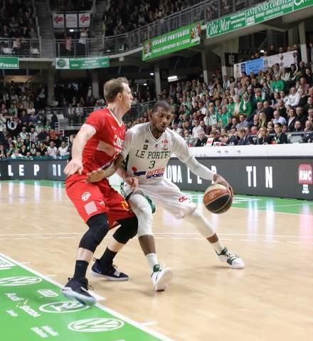 Le Portel - Cholet Basket (16-11-18)