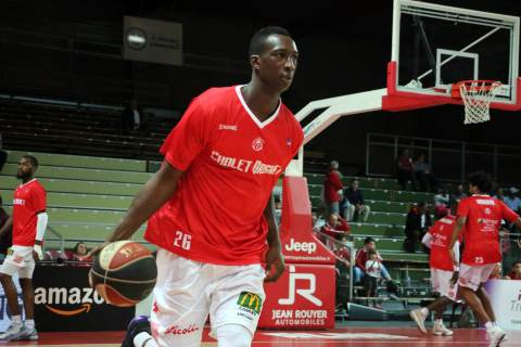 Cholet Basket - Levallois (29/09/18)