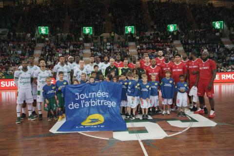 Limoges - Cholet Basket (27-10-18)