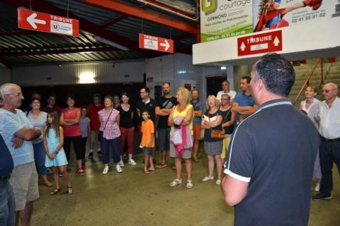 Visite de l'Office de Tourisme de Cholet - 20/08/18