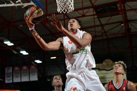 Academie Gautier Cholet Basket U21 - Strasbourg 22-09-18