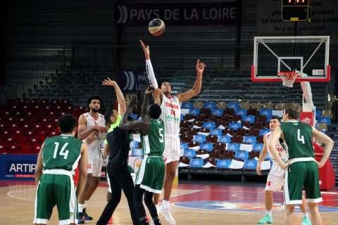 Academie Gautier Cholet Basket U21 - Nanterre - 15-12-18