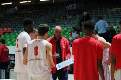 Académie Gautier Cholet Basket U21 - Boulazac - 12-01-2019