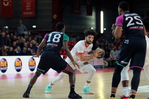 Cholet Basket - Boulazac (12/01/19)