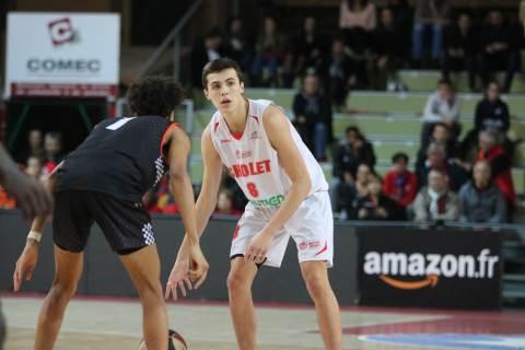 Académie Gautier Cholet Basket U21 - Le Mans - 26-01-19