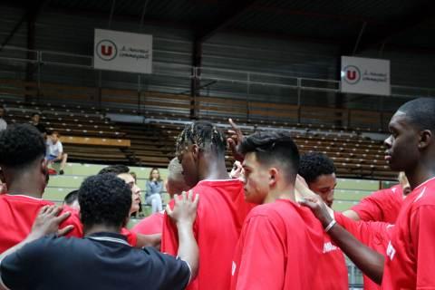 Academie Gautier Cholet Basket U21 - Pau-Lacq-Orthez- 20-10-18