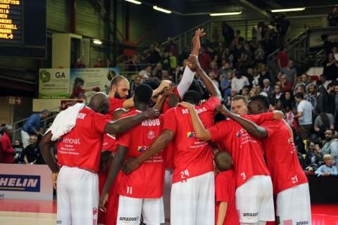 Cholet Basket - Pau-Lacq-Orthez (20/10/18)