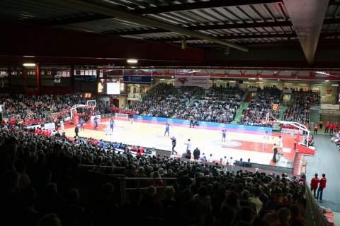 Cholet Basket - Antibes (26/11/18)