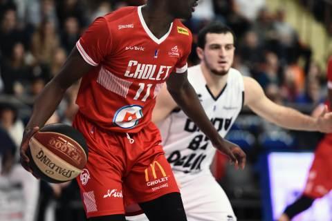 JDA Dijon - Cholet Basket (22-12-18)