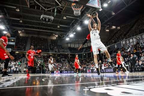 ASVEL - Cholet Basket (19-01-19)
