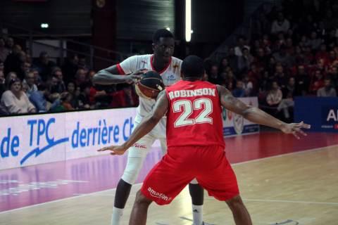 Cholet Basket - Monaco (10/11/18)