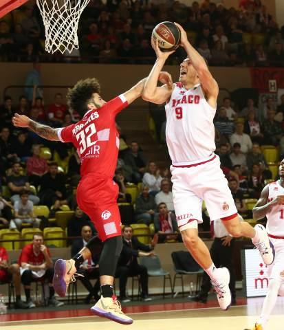 AS Monaco Basket - Cholet Basket (04-03-19)