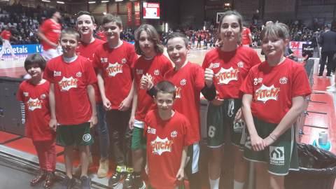 Escort Kids - CB/Dijon (11/03/2019)