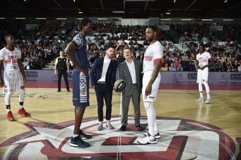 Cholet Basket - Gravelines Dunkerque (23-03-19)