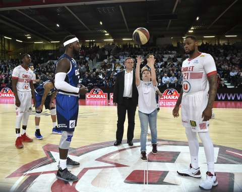 Cholet Basket - JDA Dijon (11-03-19)