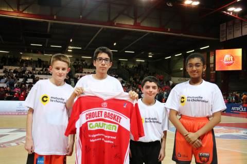 Challenge ADC/Mutuelle la Choletaise - Cholet Basket/Le Mans (26/01/2019)