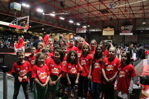 Escort Kids - CB/Bourg en Bresse (09/02/2019)