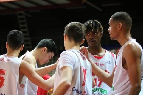 Académie Gautier Cholet Basket - Elan Béarnais Pau Nord Est