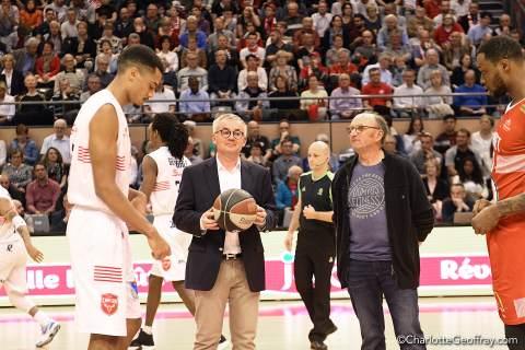 Elan Chalon - Cholet Basket (30-03-19)