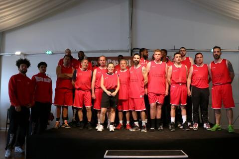 Repas - Tournoi des Sponsors 2019