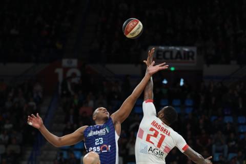 Elan Béarnais Pau-Lacq-Orthez - Cholet Basket (04-05-19)