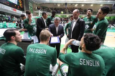 Nanterre 92 - Cholet Basket (23-04-19)