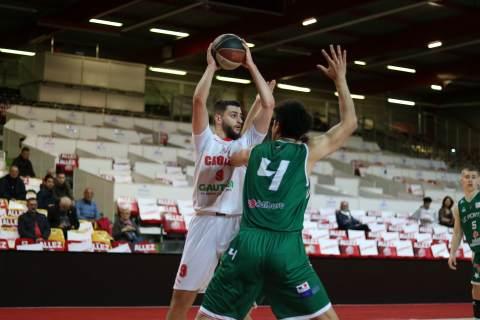 Académie Gautier Cholet Basket U21 - ESSM Le Portel (27-04-19)