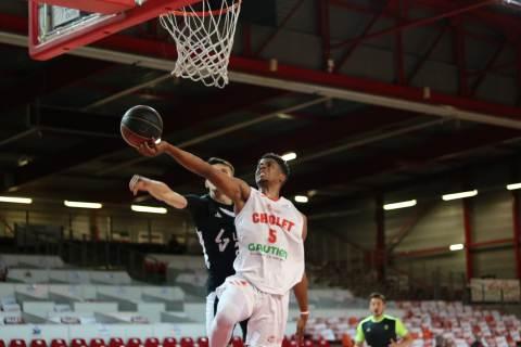 Académie Gautier Cholet Basket U21 - LDLC ASVEL (07-05-19)