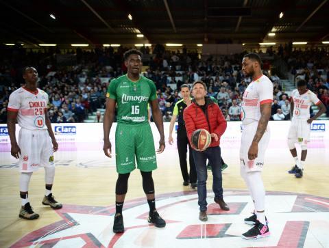 Cholet Basket - CSP Limoges (13-04-19)