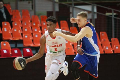 Académie Gautier Cholet Basket U21 - Châlons-Reims (06-04-19)