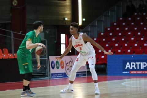 Académie Gautier Cholet Basket U21 - Limoges CSP (13-04-19)