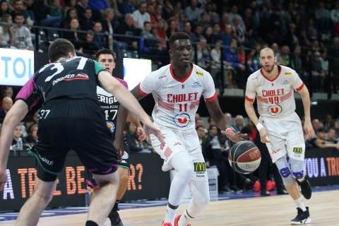 Boulazac Basket Dordogne - Cholet Basket (18-05-19)