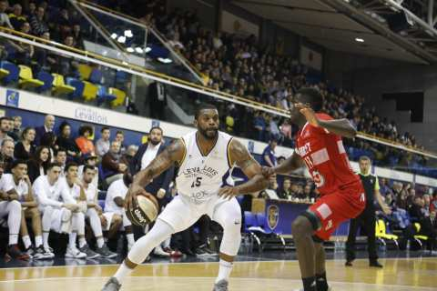 Levallois Metropolitans - Cholet Basket (09-04-19)