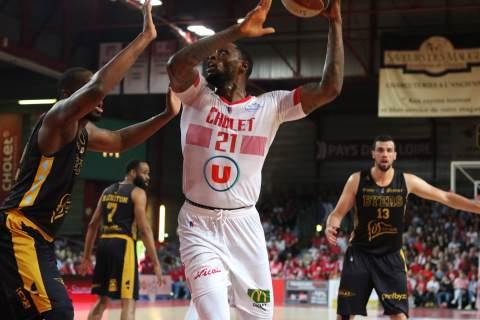 Cholet Basket-Fos Provence Basket (12-05-19)