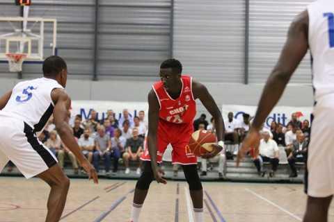 Match amical Cholet Basket - Nantes Basket Hermine (28/08/19)