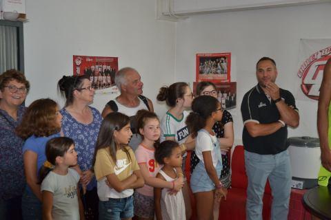 Visite via l'Office de Tourisme de Cholet - 26-08-2019